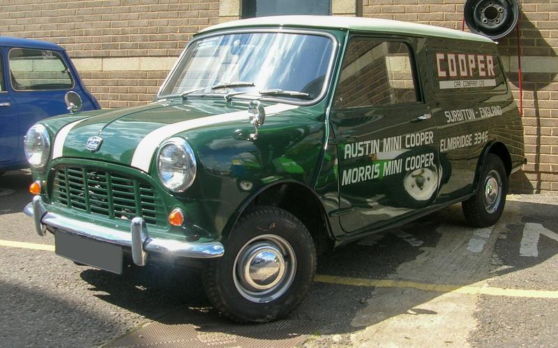 Minivan (1960)