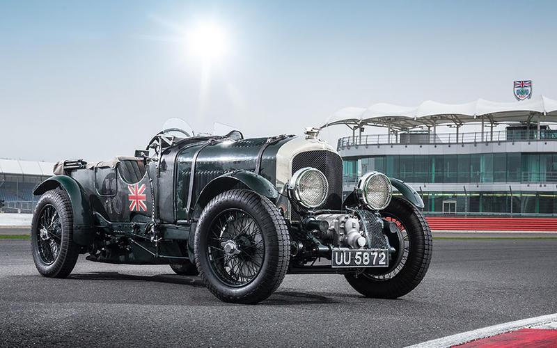 Bentley 4.5-litre Blower (1929)