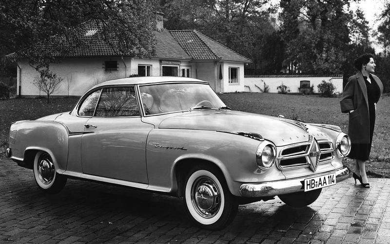 Borgward (1924-1961)