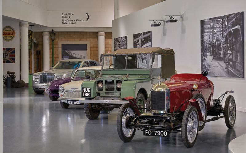British Motor Museum – England