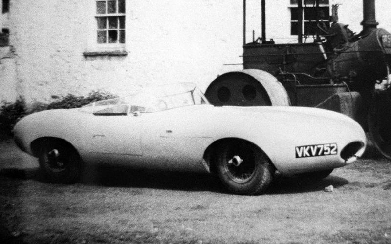 The E1A prototype