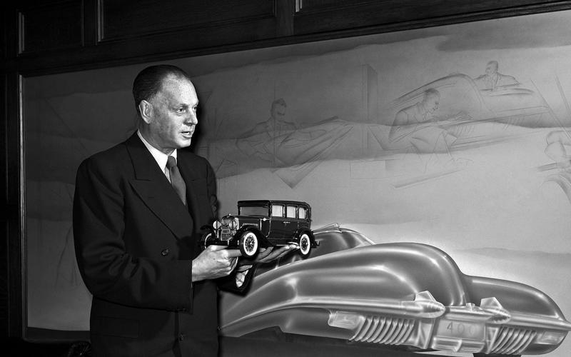 Harley J Earl (1893-1969)