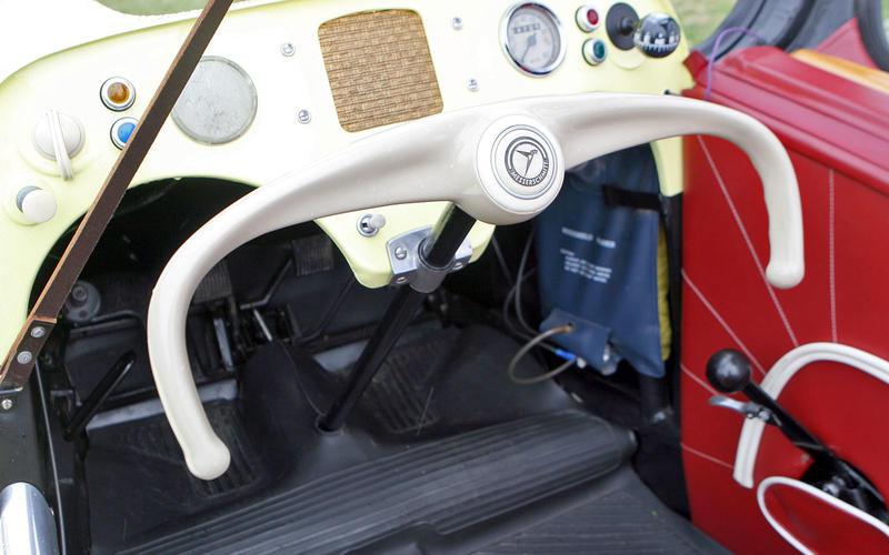 Messerschmitt KR200 (1955)