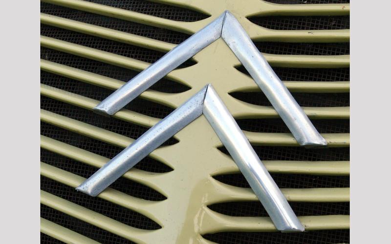 The Citroën logo