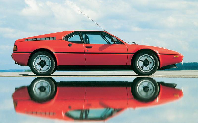 BMW M1 (1978)