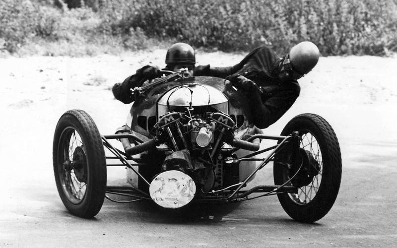 The mysterious world of the three-wheeler | Autocar