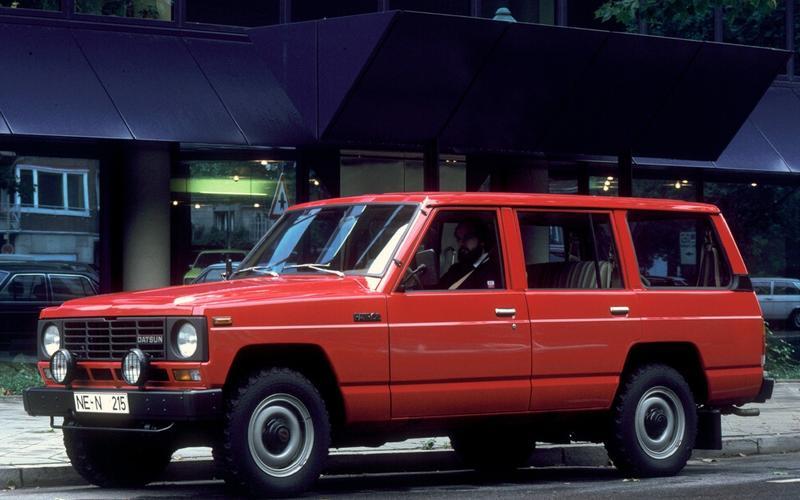 Nissan Patrol (1980)