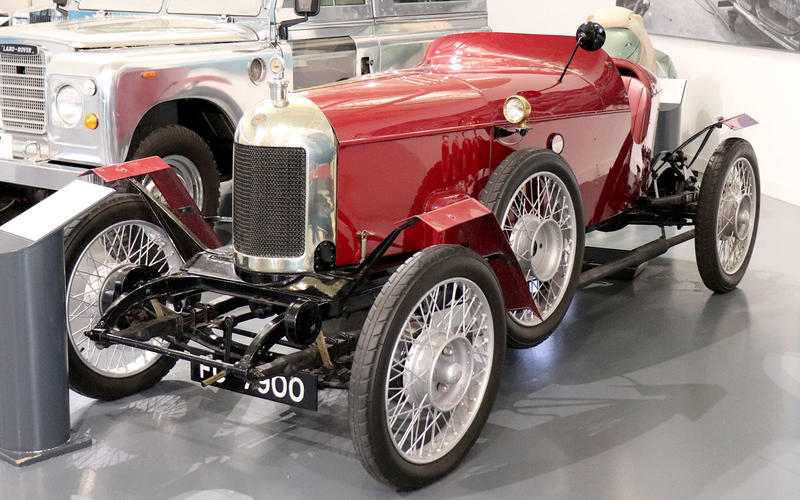 MG Old Number One (1925)