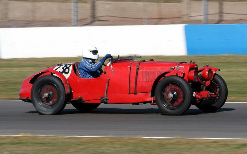 Aston Martin Ulster (1934)
