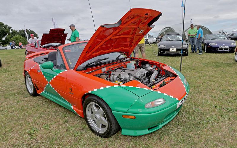 Mazda MX-5 Le Mans (1991)