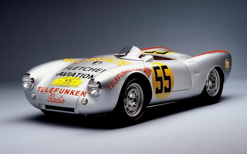 Porsche 550 Spyder (1953)