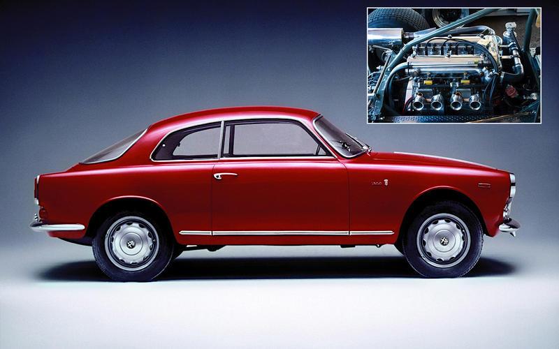 Alfa Romeo Twin Cam