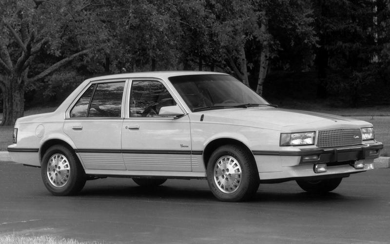 Cadillac Cimarron (1982) – 2 models