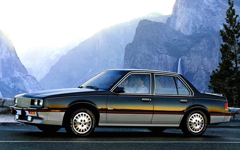 Cadillac Cimarron (1982) - 2 MODELS