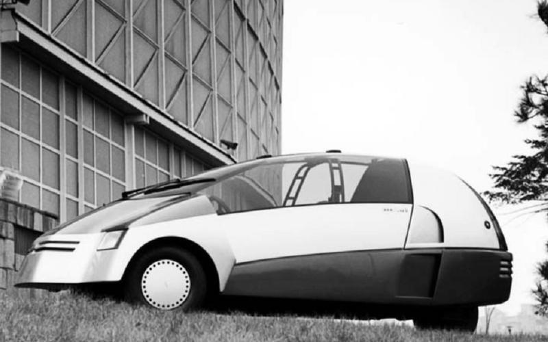 Ford Cockpit (1981)