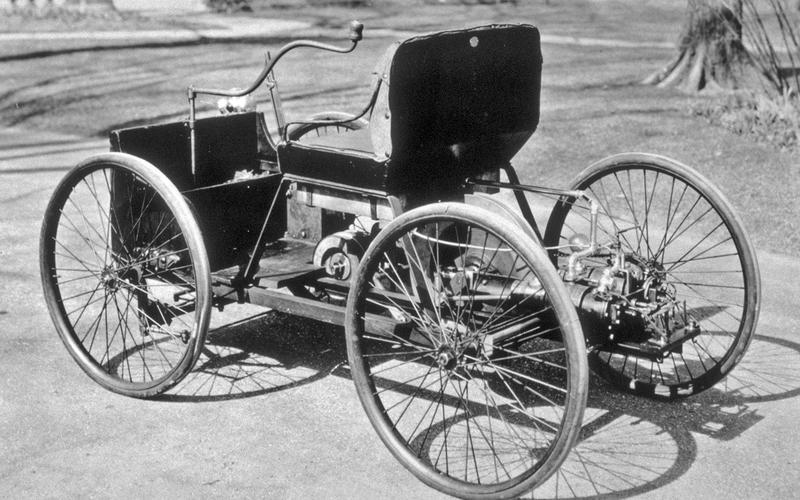 Ford: Quadricycle (1896)