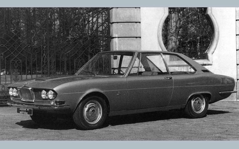 Jaguar FT 3.8 (1966)