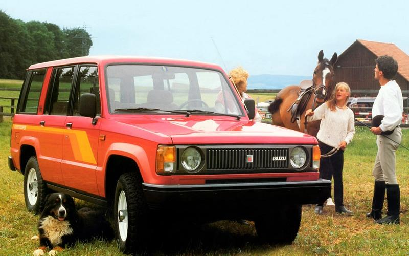 Isuzu Trooper (1981)