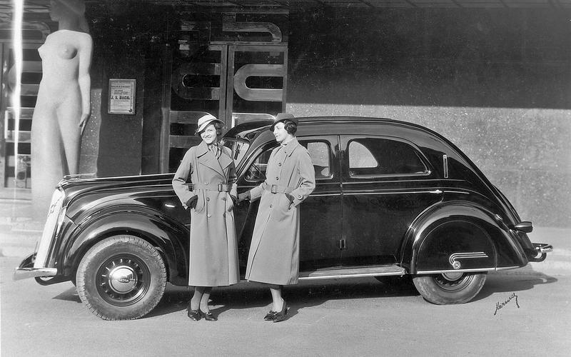 Volvo PV36 (1935)