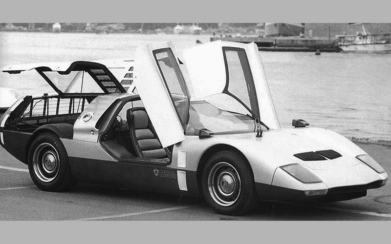 Mazda RX-500 (1970)