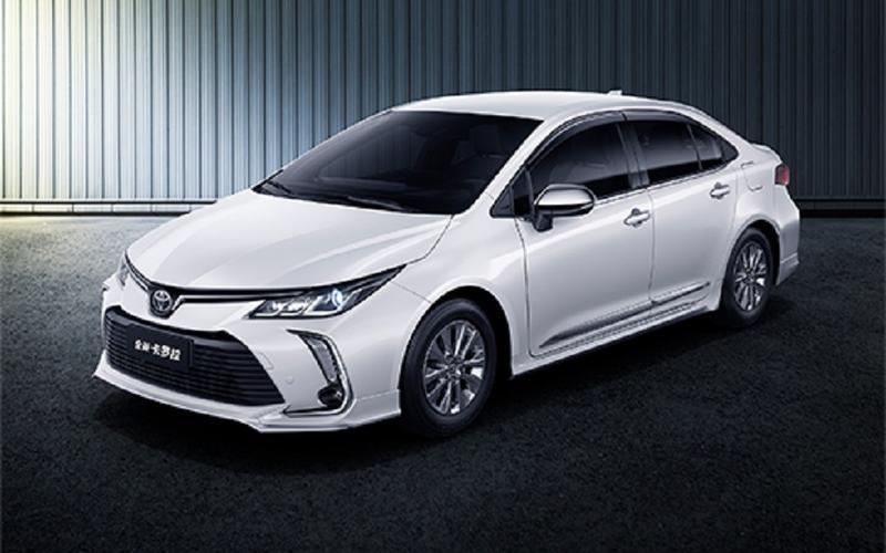 2: China, Toyota Corolla – 573,357