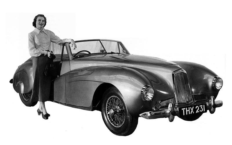 Aston Martin Two-litre Sports (1948)