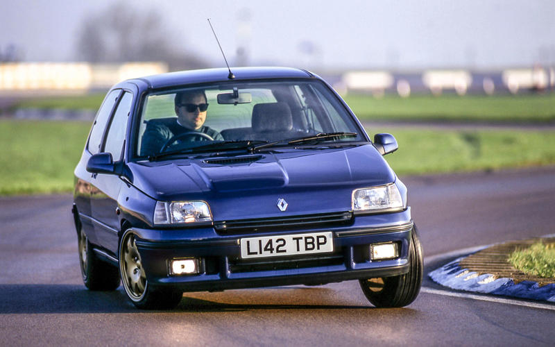 Renault Clio Williams (1993)