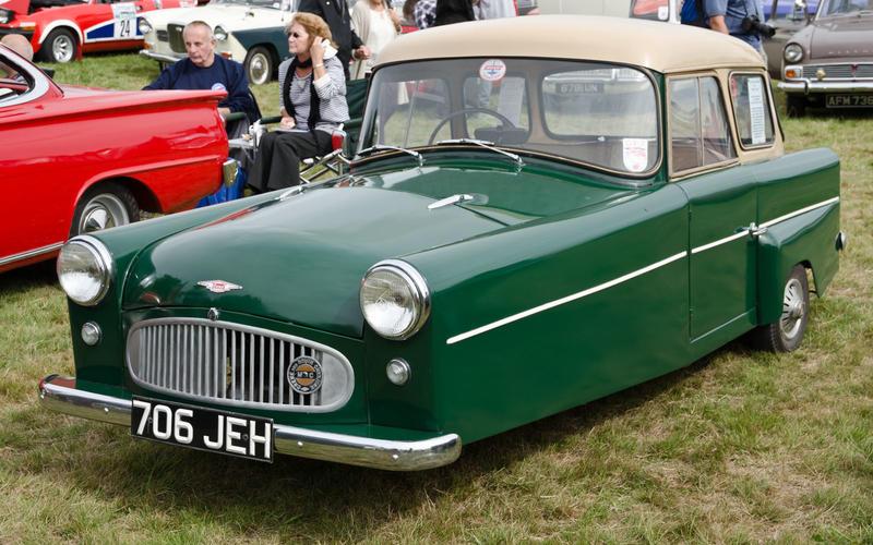 Bond Minicar – 122cc