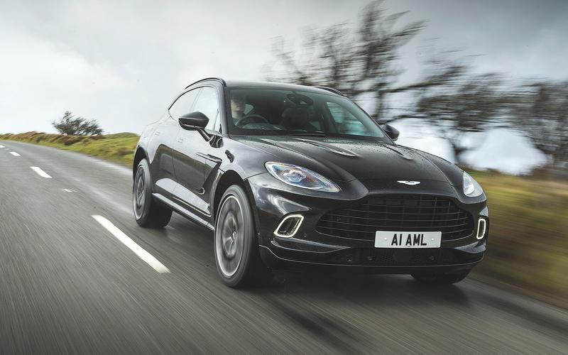Aston Martin: DBX