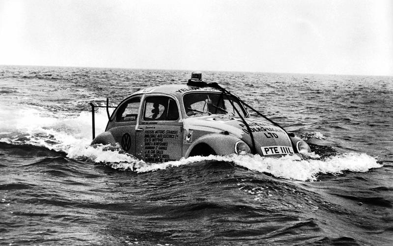 VW Beetle (1972?)