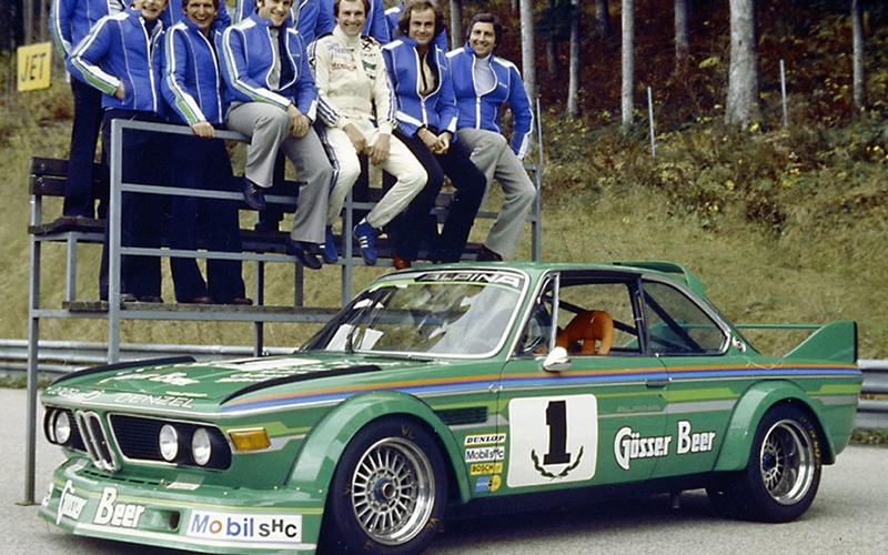 BMW Gosser Bier CSL