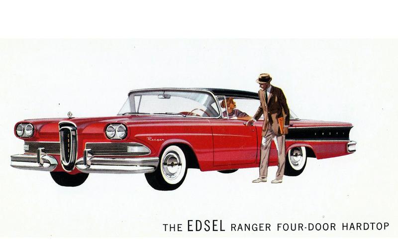 Ford Edsel (1957)