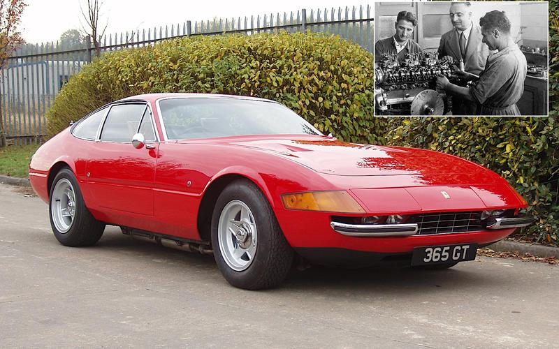 Ferrari Colombo V12