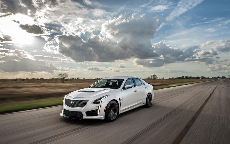 Cadillac CTS-V HPE1000 - 1000bhp (2018)
