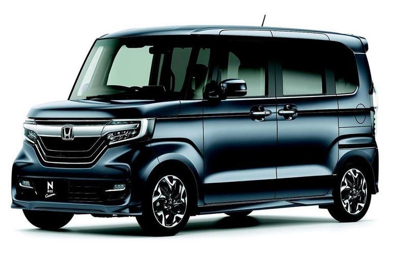 3: Japan, Honda N-box – 253,500