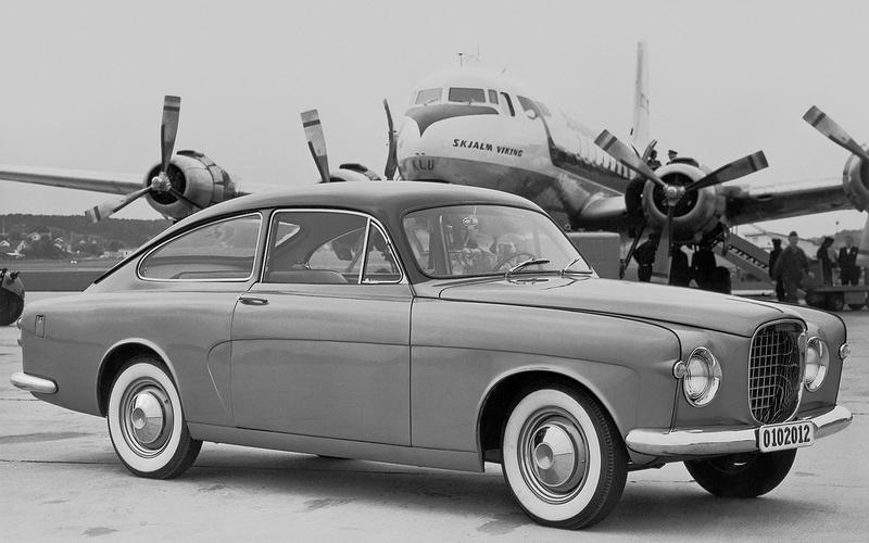 Volvo P179 (1952)