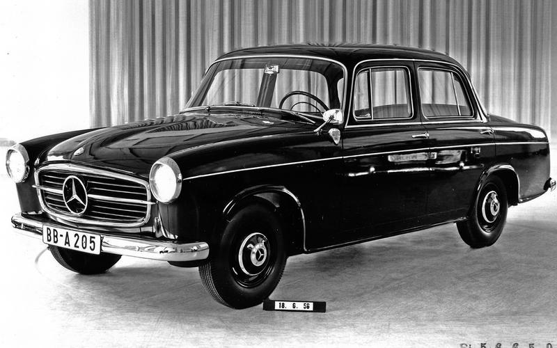 The 1950s Baby Benz (1953)
