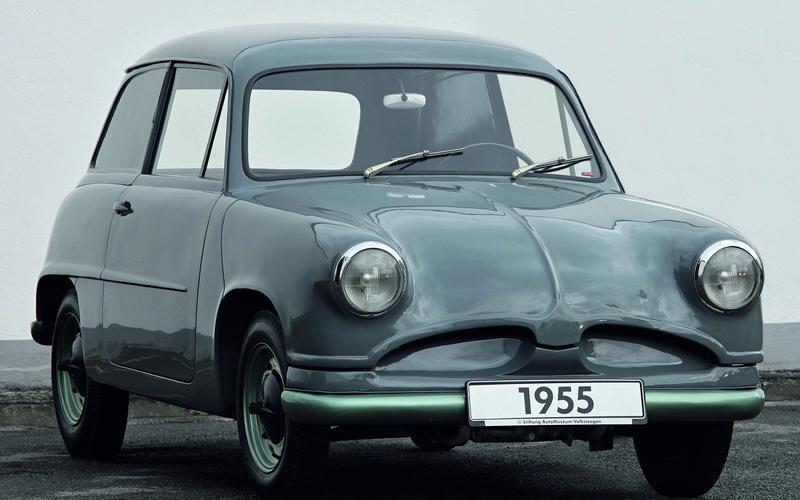 Volkswagen EA-48 (1953)