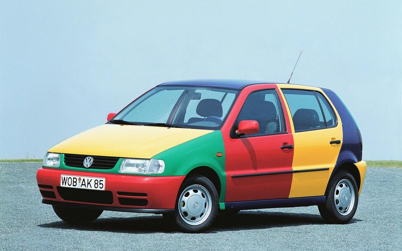 Volkswagen Polo Harlequin (1995)