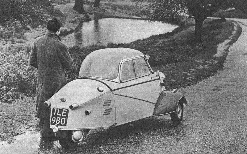 Messerschmitt KR175 – 173cc