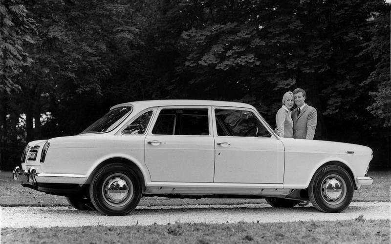 Austin 3-Litre (1967)