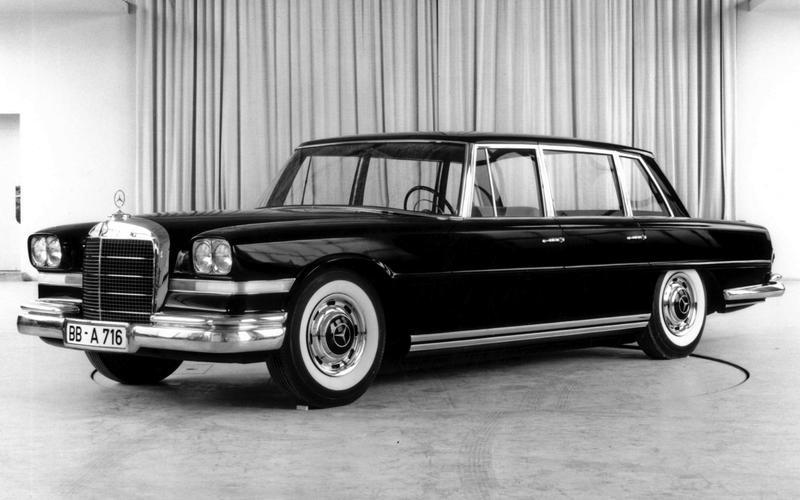 Mercedes 600 (1960)