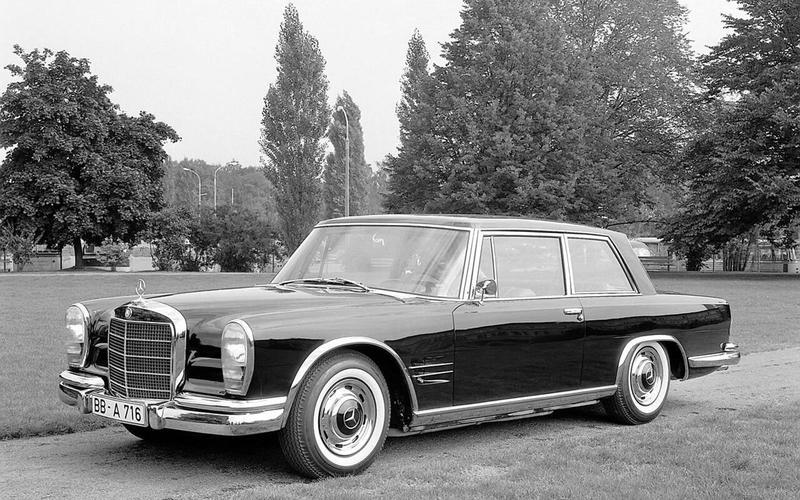 Mercedes-Benz 600 Coupe (1965)