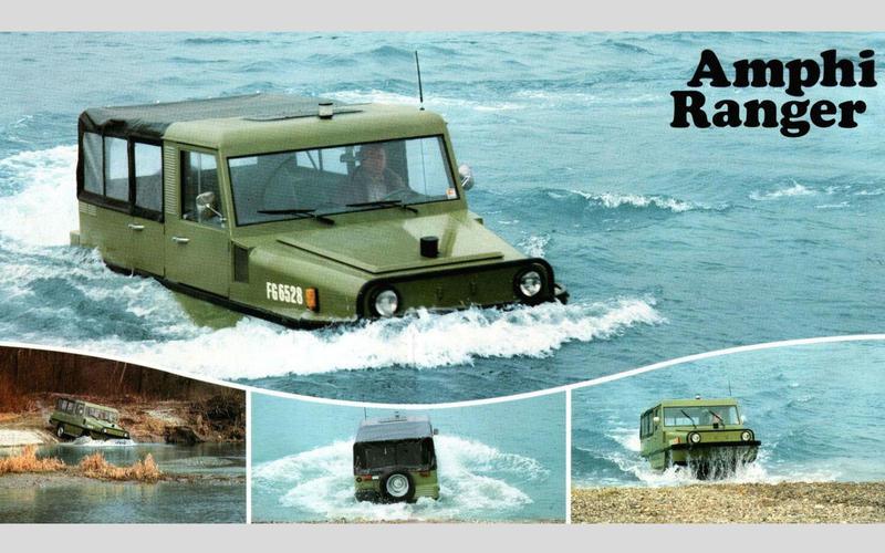 RMA Amphi Ranger (1985)