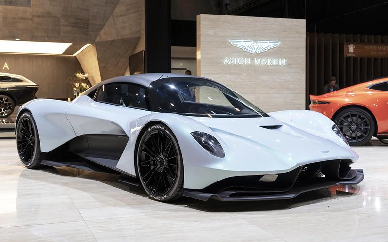 41: Aston Martin Valhalla