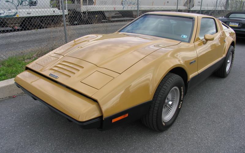 Bricklin SV-1 - 1974