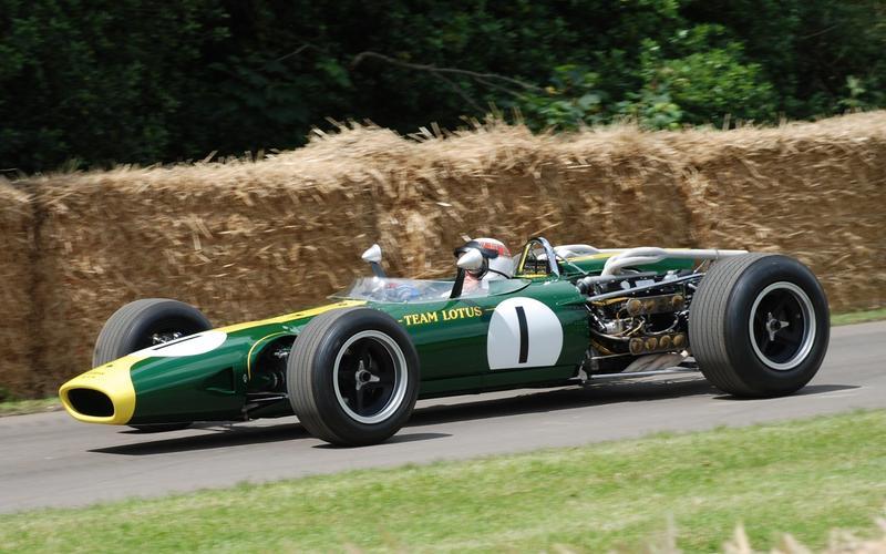 BRM H16 (1966)