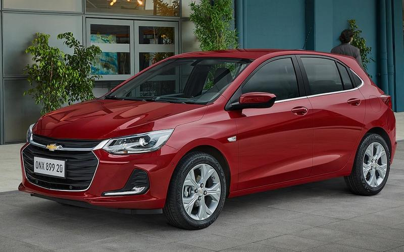 4: Brazil, Chevrolet Onix – 241,223