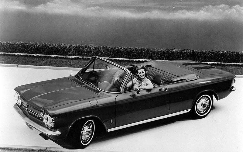 Chevrolet Corvair Monza Spyder (1962)