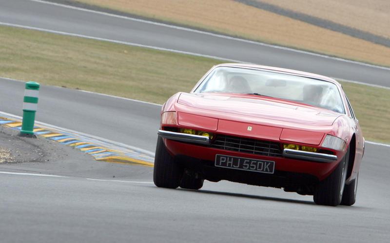 Ferrari 365 GTB/4 'Daytona' (1968)